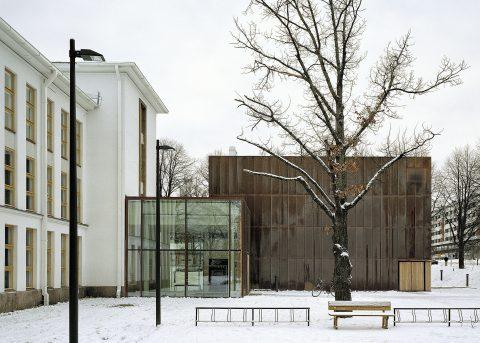 Vaasan Kaupunginkirjasto Photo Jussi Tiainen 06 02